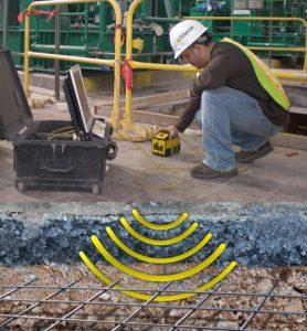 Сканиране на бетон